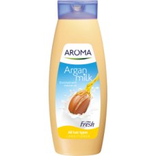 Балсам Арома Фреш мляко и арган 400мл