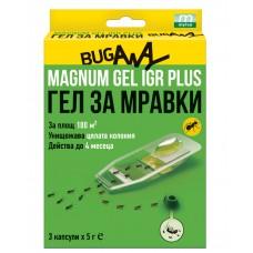 Бъгауей Магнум гел против мравки 3х5 грама