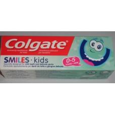 Колгейт детска паста за зъби Смайл 0-5 години 50 милилитра