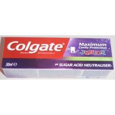Колгейт детска паста за зъби Максимална защита от кариес 50 милилитра