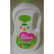 Тео бебе течен препарат за пране алое вера 1,5 литра