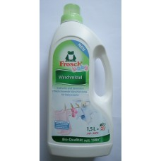 Фрош хипоалергенен течен перилен препарат бебешки 1,5 литра 21 пранета