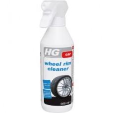HG Препарат за почистване на джанти 500мл