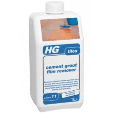 HG Препарат за отстраняване на цимент и вар 1л