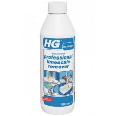 HG Професионален почистващ препарат за котлен камък 1л