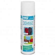 HG Спрей за отстраняване на неприятни миризми от текстил 400мл
