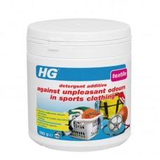 HG Препарат за отстраняване на миризми от спортни дрехи 500гр 16 пранета