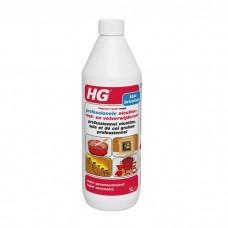 HG Препарат за отстраняване на никотин, сажиди и грес 1л