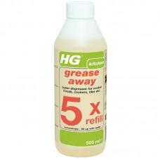 HG Обезмаслител концентрат 500мл
