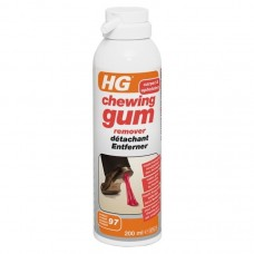 HG Препарат за отстраняване на дъвка 200мл