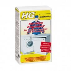 HG Препарат за почистване на перални съдомиялни машини