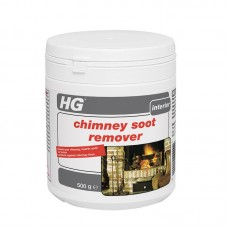 HG Препарат за почистване на сажди от комини 500 гр