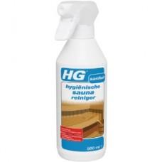 HG Препарат за почистване на сауна 500мл