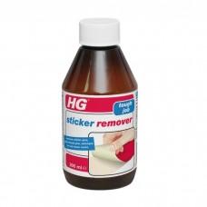 HG Препарат за отстраняване на стикери 300 милилитра