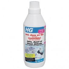 HG Препарат за вълна и деликатни тъкани 750мл
