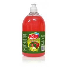 Изи течен сапун пълнител 1л узряла ягода