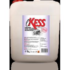 Кесс профешънъл Санитабел силно алкален обезмаслител 5 литра