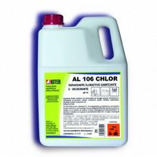 AL 106 CHLOR Обезмаслител хлорактивен НАССР 3 литра