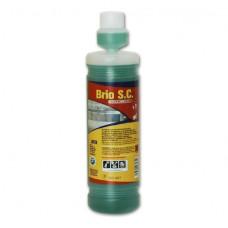 Брио SC суперконцентриран обезмаслител за подове и основно почистване 1 литър