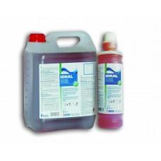 Идрал суперконцентриран препарат за всички повърхности в банята 1 литър