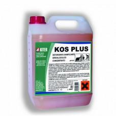 KOS PLUS Концентриран дезинфекциращ алкохолен препарат 5л