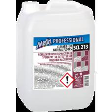 Медикс профешънъл концентриран почистващ препарат за естествени подови настилки SCL213