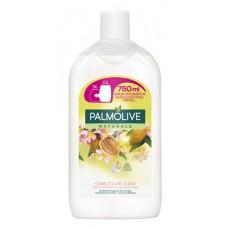 Палмолив течен сапун бадем пълнител 750 милилитра