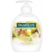 Палмолив течен сапун бадем помпа 300 милилитра
