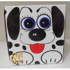 Салфетки за лице меки 100 броя кутия Куче