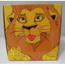 Салфетки за лице меки 100 броя кутия Лъв